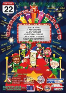"Mercatino di Natale ""La Via degli Elfi"" @ Castel Guelfo (BO)"