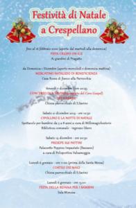 Festività di Natale a Crespellano @ Crespellano (BO)