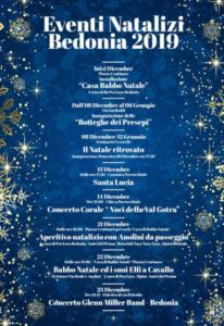 Eventi Natalizi Bedonia @ Bedonia (PR)