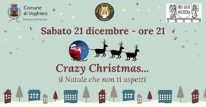 Crazy Christmas @ Pro Loco di Voghiera