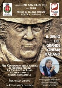 La Pro Loco Lugo omaggia Fellini @ Salone Estense | Lugo | Emilia-Romagna | Italia