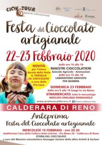 Festa del Cioccolato artigianale @ Calderara di Reno (BO)