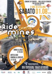 1° Memorial Gianni Malchiodi @ Ferriere