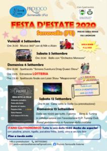 Festa d'Estate @ Serravalle (FE)