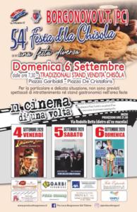 54° Festa d'la Chisola @ Borgonovo Val Tidone (PC)