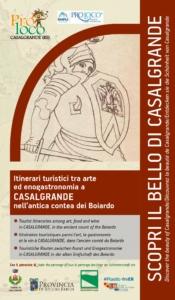 CASALGRANDE NELL'ANTICA CONTEA DEI BOIARDO - TOUR DEL CASTELLO SENZA DEGUSTAZIONE- @ CASALGRANDE - TOUR DEL CASTELLO